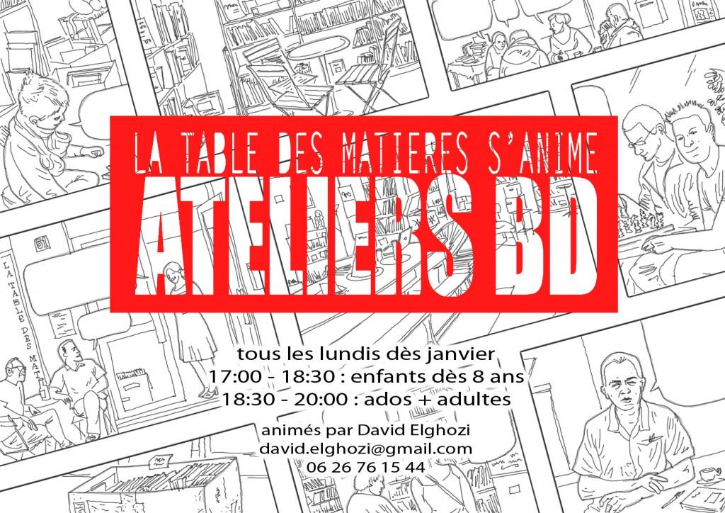 ATELIERS BD