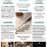 Info Atelier BD