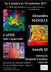 Affiche Alexandra