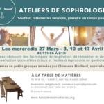 Ateliers de sophrologie dans le 14ème arrondissement