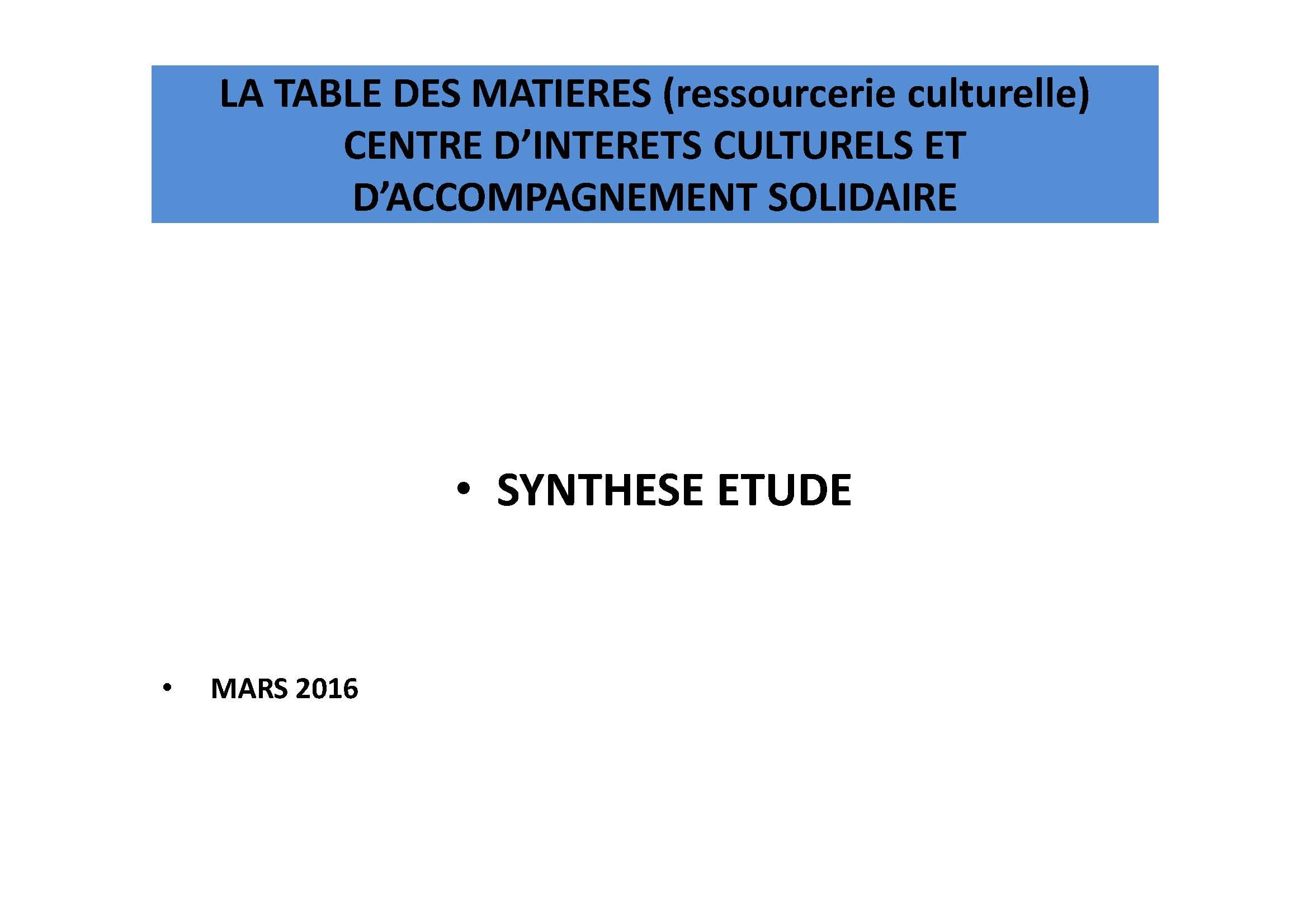 Synthese-La-Table-des-Matières-1