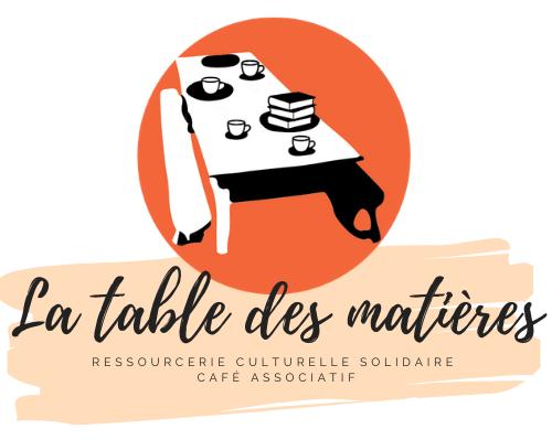 LA TABLE DES MATIÈRES